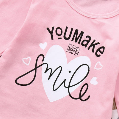 You Make Me Smile Outfit