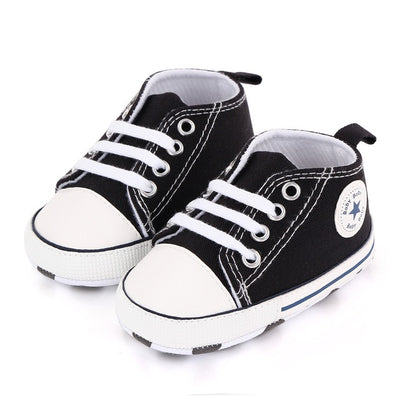 Classic Sports Sneakers Anti Slip Baby Shoes