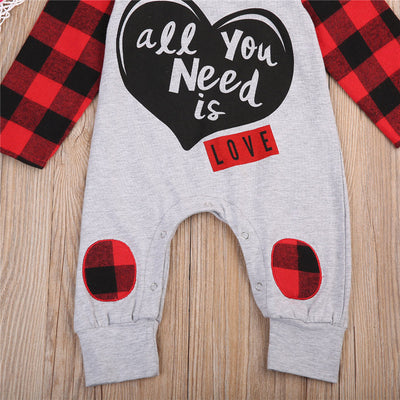 All You Need Is Love 2 Pc Set