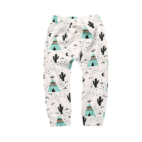 Cotton Harem Pants 12M-3T - 22 different prints!