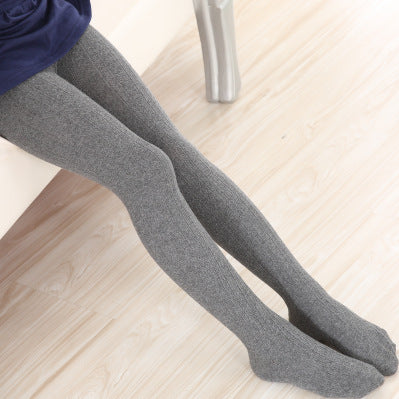 Fall Cable Knit Tights 2T-10  - 13 Colors