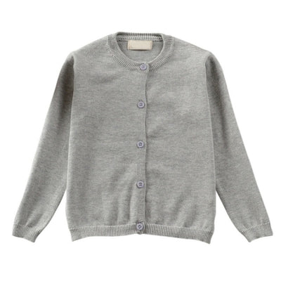 Corine Knit Cardigan 12M-5T - 10 Colors
