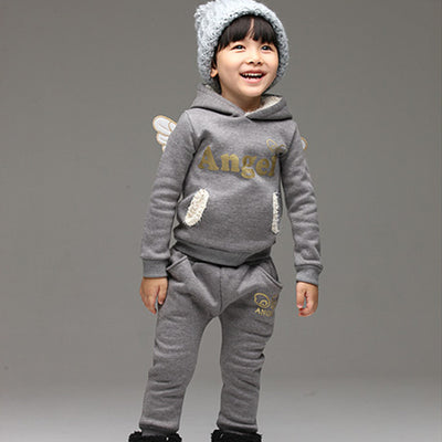 Angel Tracksuit 18M-6T - 2 Colors
