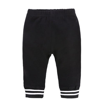 Riley Cuff Cotton Track Pants 6M-6T