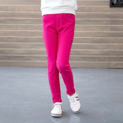 Evie Winter Jeggings 3T-12 - 5 Colors