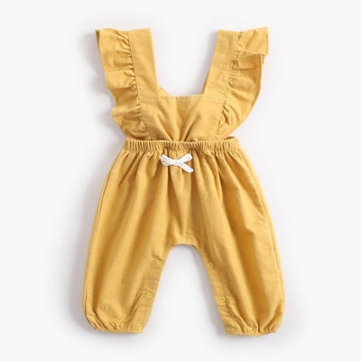 Brielle Ruffle Jumpsuit 6M - 3T