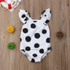 Image of Onesie Polka Dot Swimwear