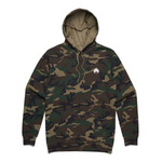 EMBROIDERED HOOD | Camo