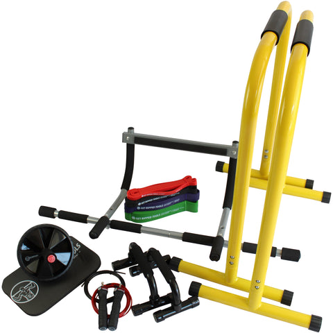 calisthenics kit- Get Ripped Tools