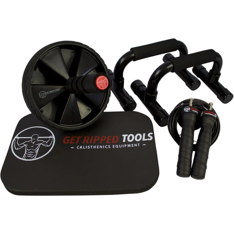 Get Ripped Tools - Calisthenics kit