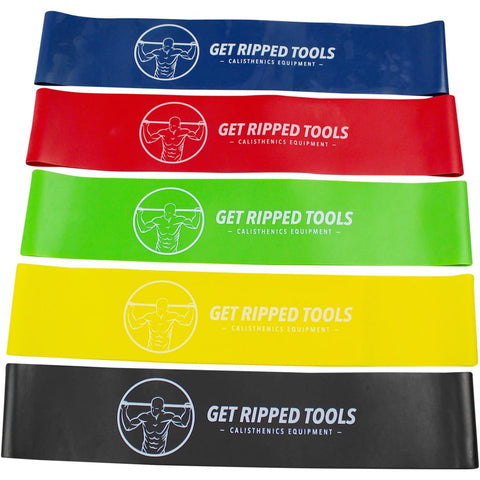 Get Ripped Tools - Loop Bands Set A.k.a Booty Bands
