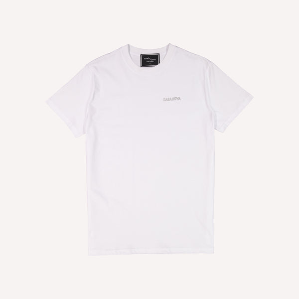 casanova stamp white t-shirt
