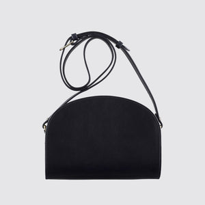 Half Moon Bag Black