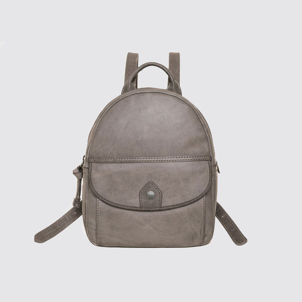 Frye Melissa Mini Backpack Ice--LAST ONE LEFT!