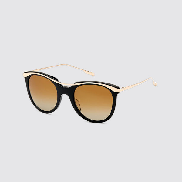 Elkins Polarized Sunglasses Black