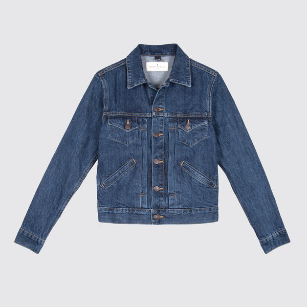 Elle Denim Jacket Alamosa