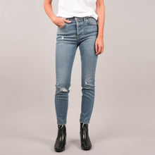 The Karolina High Rise Skinny Sixpence