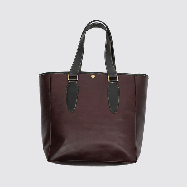 Legend Tote Brown Latigo