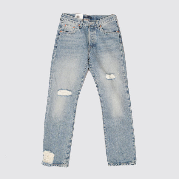 501 Selvedge Jeans Salt Water