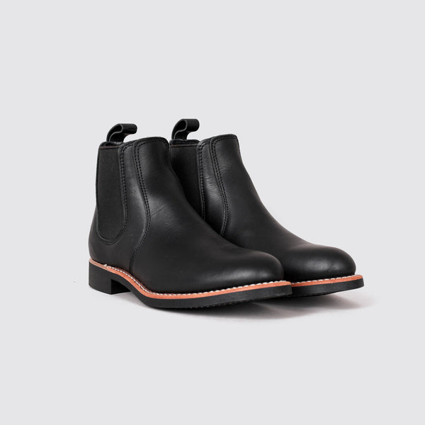 "3455 6"" Chelsea Boot Black Boundary"