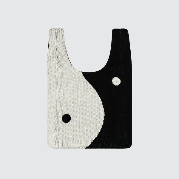 Yin Yang Shopper Bag