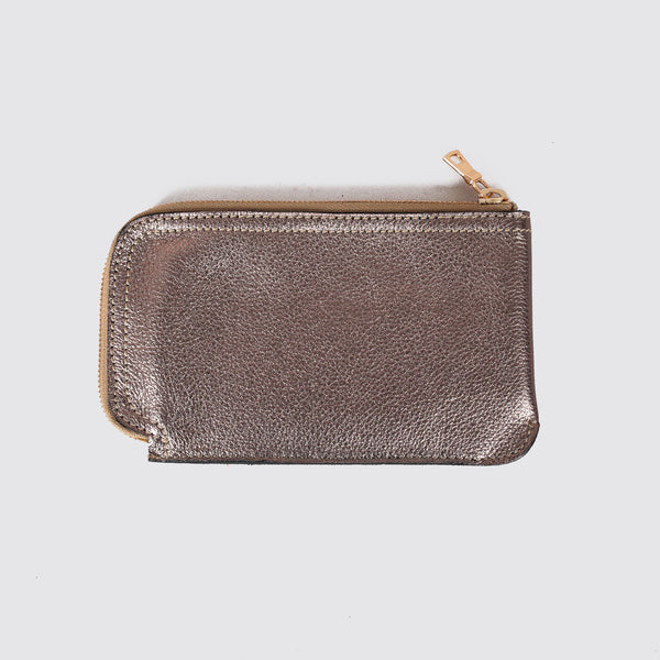 Long Zip Billfold Golden Hour