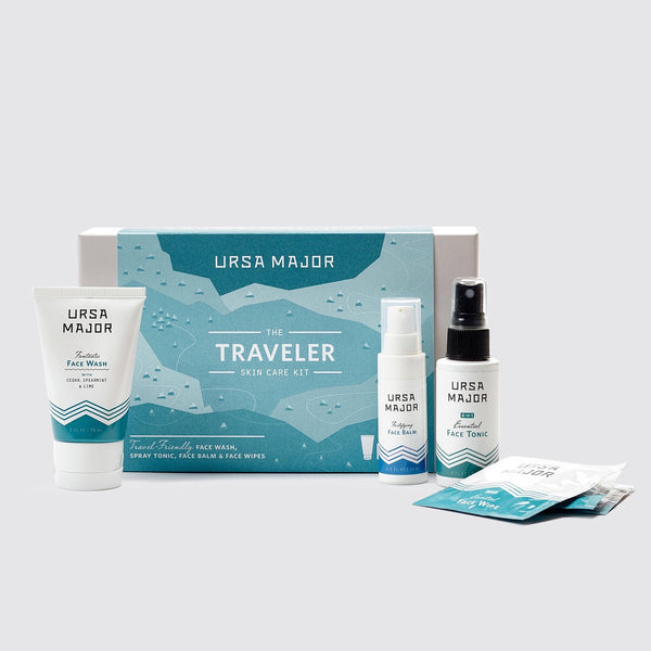 Traveler Skin Care Kit