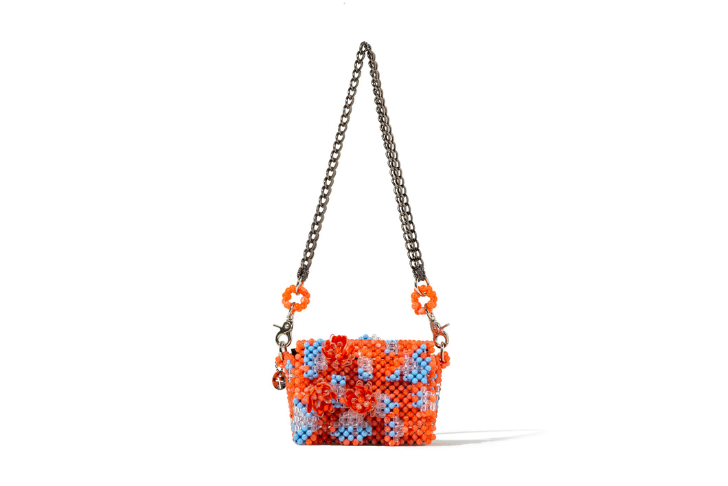 LUMINA - Rosie Bag - Orange - TAM ILLI