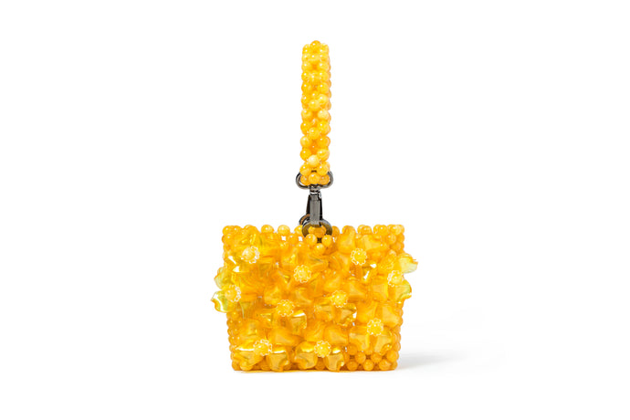 JARDIN - Lily Bag - Yellow - TAM ILLI