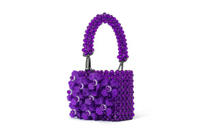 JARDIN - Lily Bag - Purple - TAM ILLI