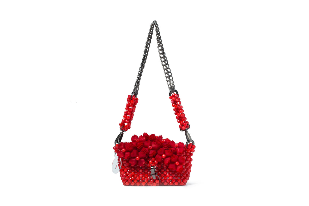 JARDIN - Rosie Bag -Red - TAM ILLI