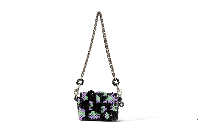 LUMINA - Rosie Bag - Black - TAM ILLI