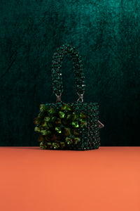 JARDIN - Lily Bag - Green - TAM ILLI
