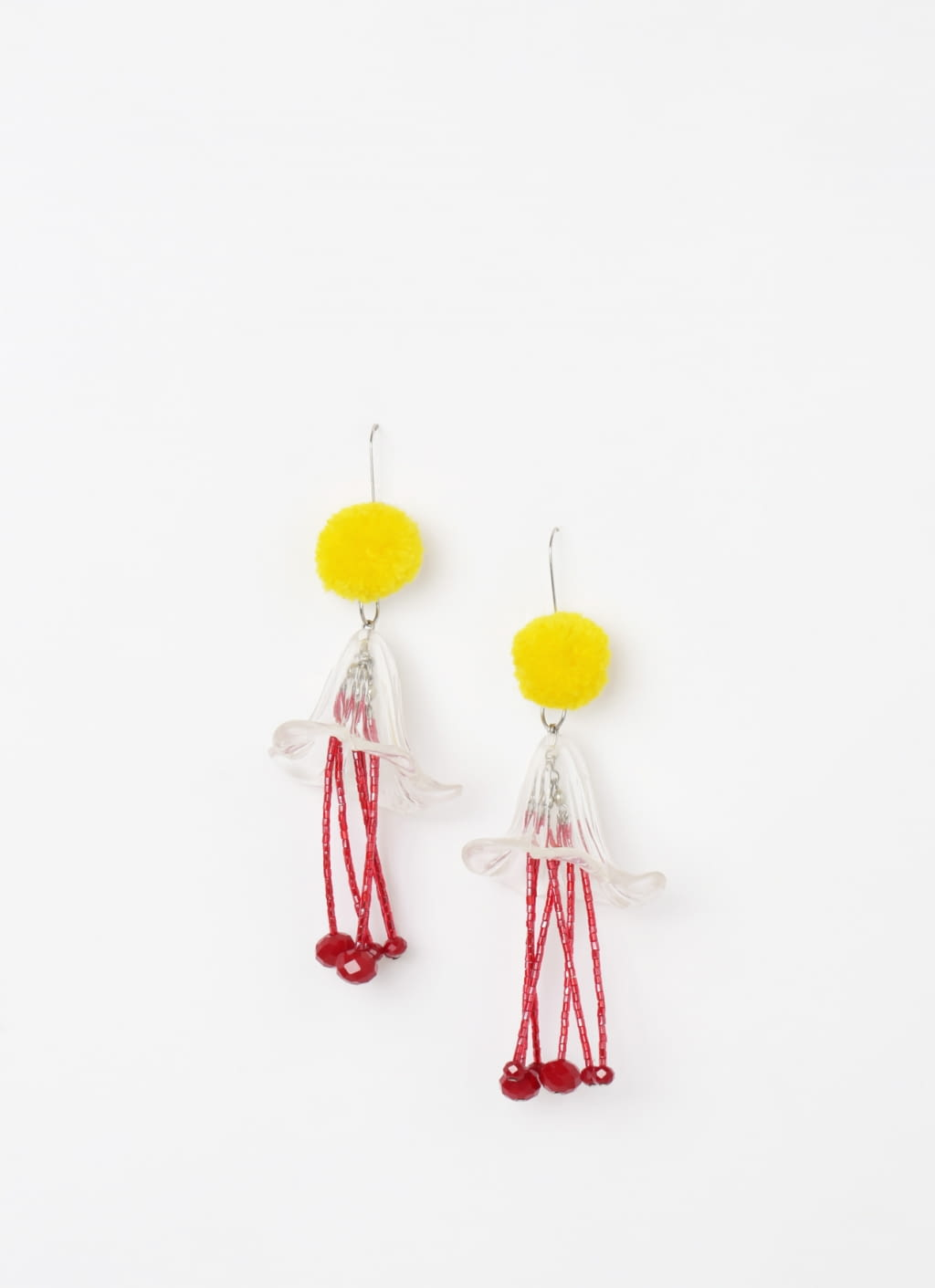 For HAPPA / Earrings / PUKA RUMI - TAM ILLI