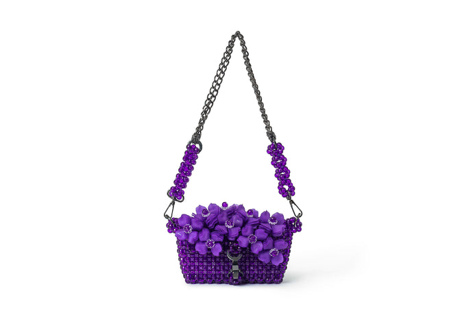 JARDIN - Rosie Bag - Purple - TAM ILLI