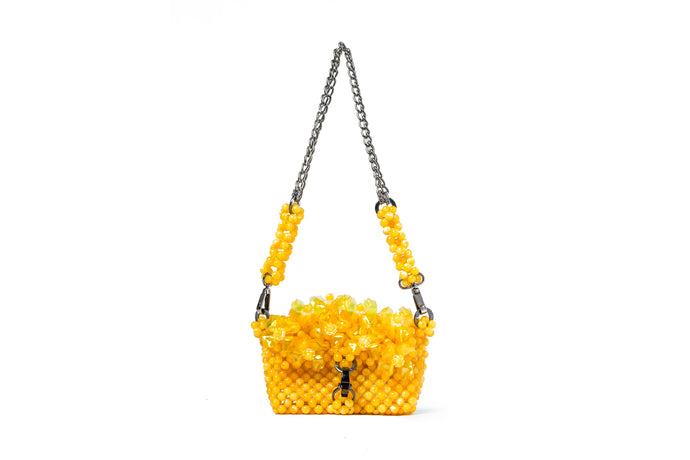 JARDIN - Rosie Bag - Yellow - TAM ILLI