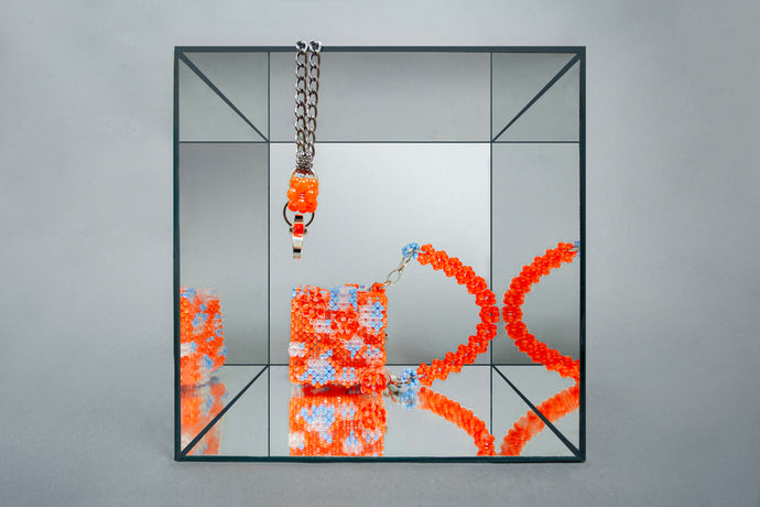 LUMINA - Lily Bag - Orange - TAM ILLI