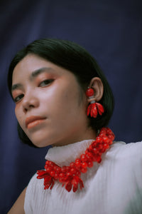 HANA - Red Necklace - TAM ILLI