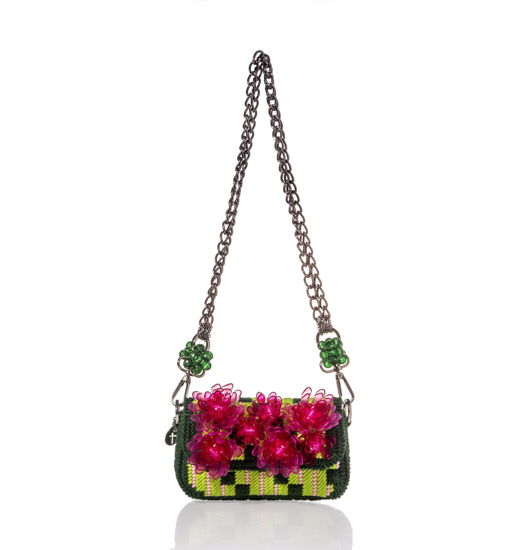 SILK Green - Sling Bag