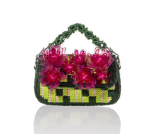 SILK Green - Hand Bag