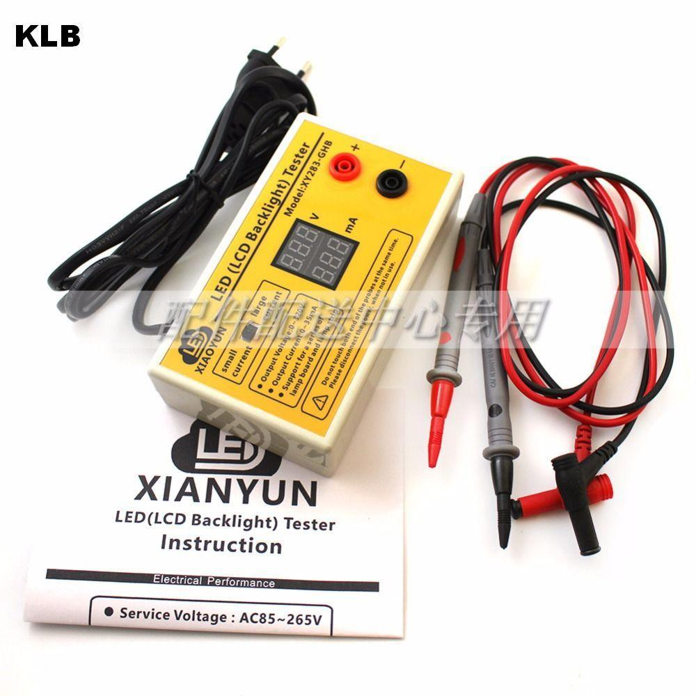 0 320v Output Led Tv Tester Strips Test Tool With Current And Voltage Monitor Which Uses A To Show The Status Of Power Supply Volt