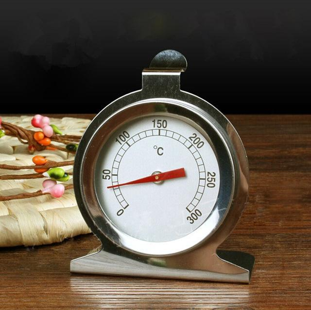 0-400 Degree High-grade Large Oven Stainless Steel Special Oven Thermometer