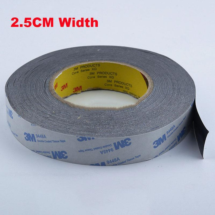 1 Meter 20mm 25mm 40mm Width 3M9448A Double Coated Tissue Tape Thermally