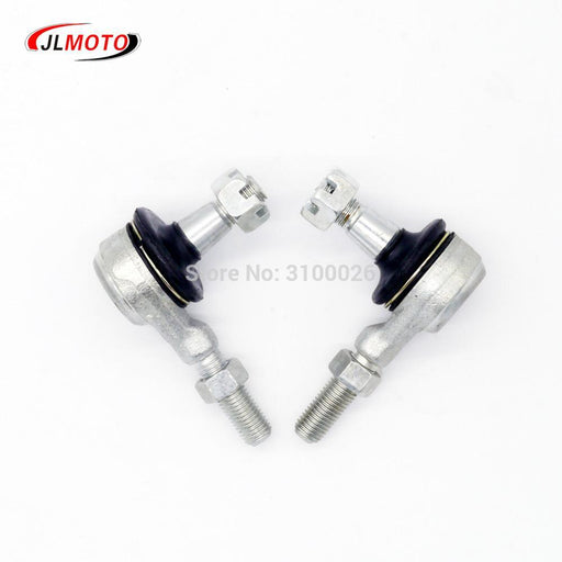 1 Pair M10 Left & Right Hand Thread Steering Tie Rod Ends Fit For Yamaha Banshee Warrior Yfb Yfm-ATV,RV,Boat & Other Vehicle-Jinling Parts Store-EpicWorldStore.com