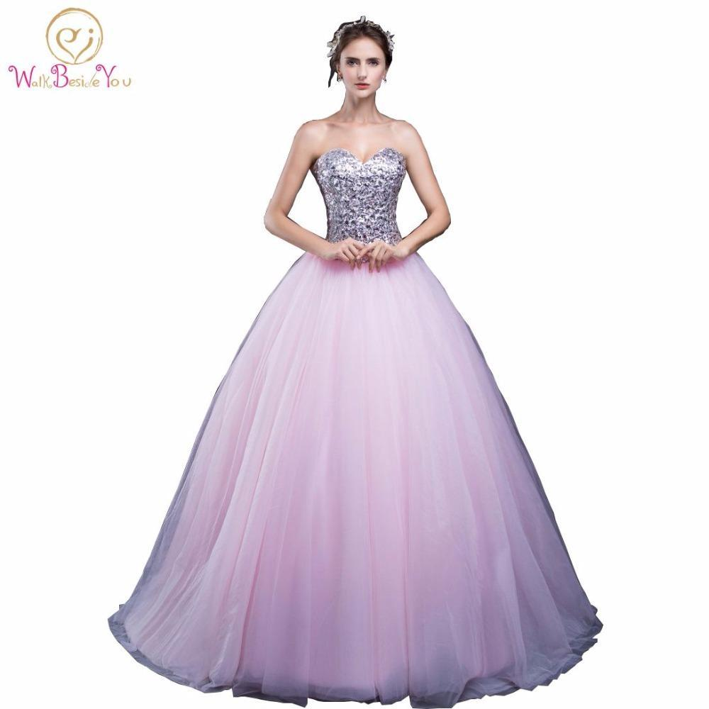 Weddings & Events Responsible Vestidos De 15 Anos In Stock Cheap Quinceanera Gowns 2018 Strapless Sequins Beaded Ruffles Sweet 16 Debutante Prom Dresses Gowns Buy One Get One Free