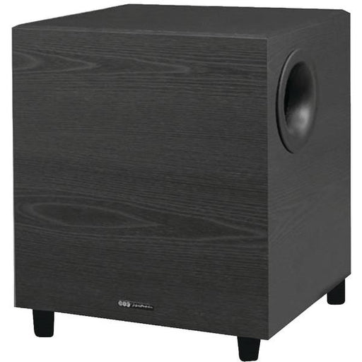 100-Watt 8-Inch Down-Firing Powered Subwoofer For Home Theater And Music-Home Theater & Custom Install-EpicWorldStore.com-EpicWorldStore.com