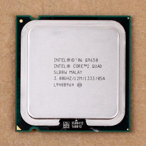 100% Working For Intel Core 2 Quad Q9650 Slb8W 3.0Ghz 12Mb 1333Mhz Socket 775 Processor Cpu-Computer Components-CPU TOP Store-EpicWorldStore.com