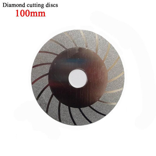 100Mm Diamond Cutting Disc For Dremel Rotary Tool Accessories Power Tools Circular Saw Diamond-Abrasive Tools-PAN Trading Co,.Ltd-No2 Pattern-EpicWorldStore.com