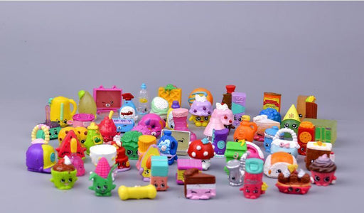 100Pcs/Lot Many Styles Shop Action Figures For Family Fruit Kins Shopping Dolls Kid'S Christmas Gift-Learning & Education-Gigur`s World Toy Store-EpicWorldStore.com