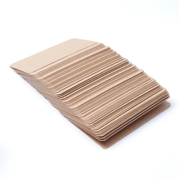 100pcs pack craft paper writing memo pads notepad business cards